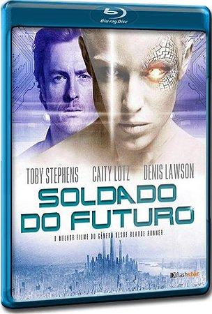 Blu ray  Soldado Do Futuro  Caradog W. James