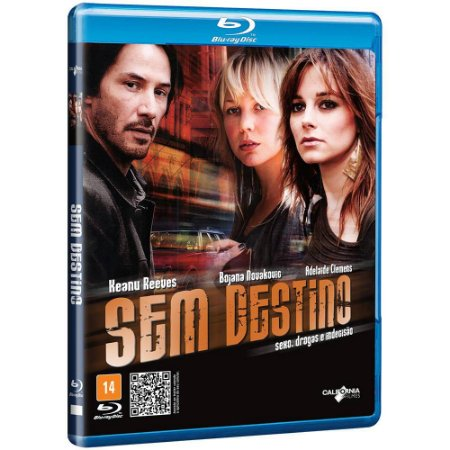 Blu Ray Sem Destino  Keanu Reeves
