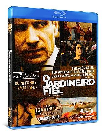 Blu Ray  O Jardineiro Fiel  Ralph Fiennes