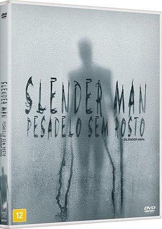 DVD Slender Man: Pesaselo Sem Rosto
