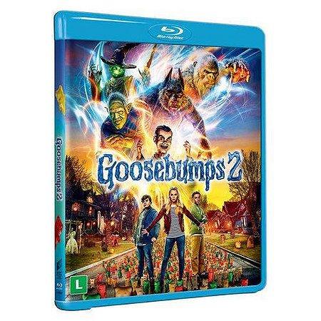 Blu ray - Goosebumps 2 - Jeremy Ray Taylor
