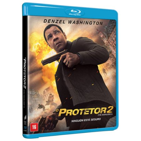 Blu-Ray O Protetor 2 - Denzel Washington
