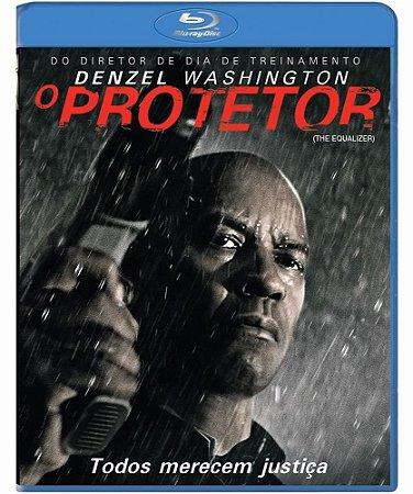 Blu ray O Protetor - Denzel Washington