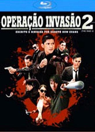 Blu-Ray - Operação Invasão 2 - Iko Uwais
