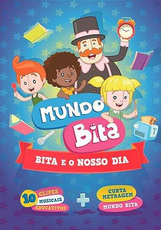 Dvd  Mundo Bita  Bita E O Nosso Dia