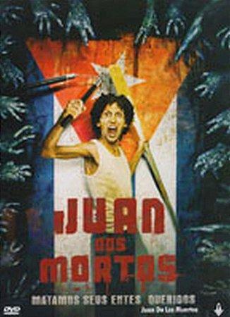 Dvd  Juan dos Mortos  Alexis Díaz de Villegas