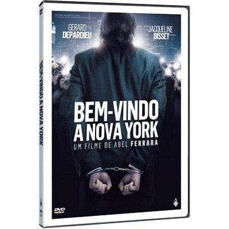 Dvd  Bem Vindo a Nova York  Jacqueline Bisset
