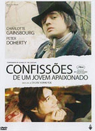 Dvd  Confissões de um Jovem Apaixonado - Peter Doherty