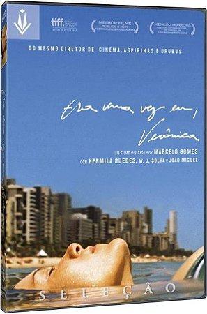 Dvd  Era uma vez eu, Veronica  Hermilia Guedes