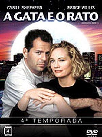 Dvd Box  A Gata E O Rato  4 Temporada