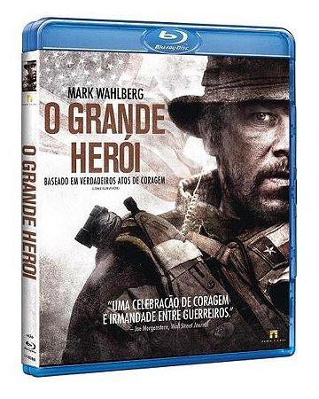 Blu ray - O Grande Herói - Mark Wahlberg
