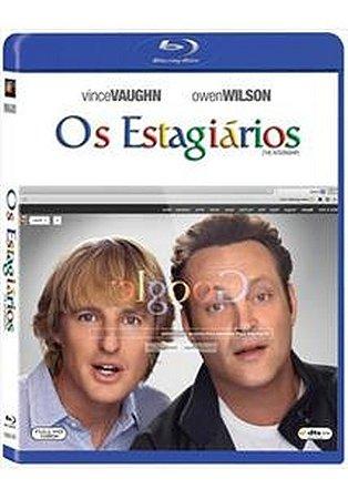 Blu ray - Os Estagiários  - Owen Wilson