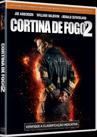 DVD CORTINA DE FOGO 2