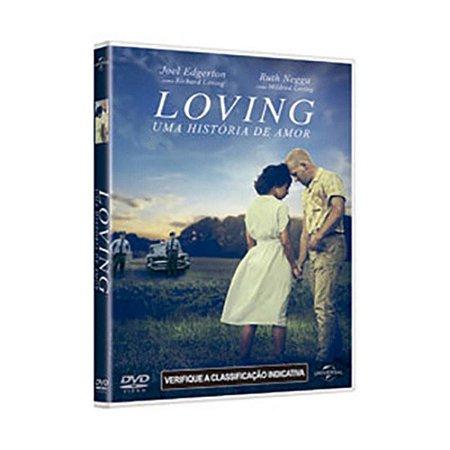 DVD LOVING UMA HISTORIA DE AMOR