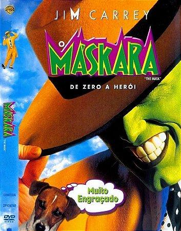 DVD O MASKARA