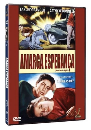 Dvd - Amarga Esperança