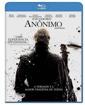 Blu ray  Anônimo  Derek Jacobi