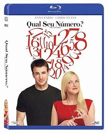 Blu ray  Qual o seu Número Chris Evans