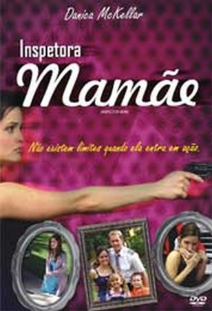 Dvd  Inspetora Mamãe  Danica McKellar