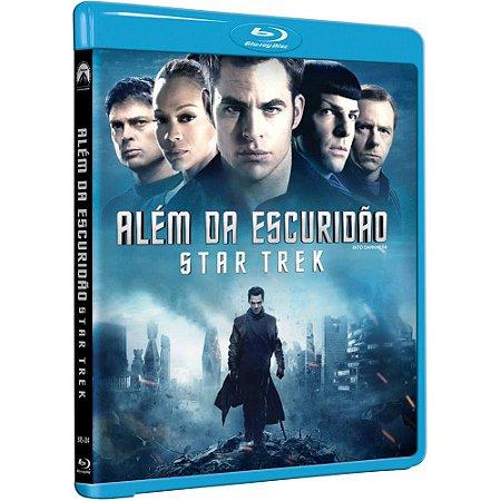 Blu ray  Star Trek Além da Escuridão