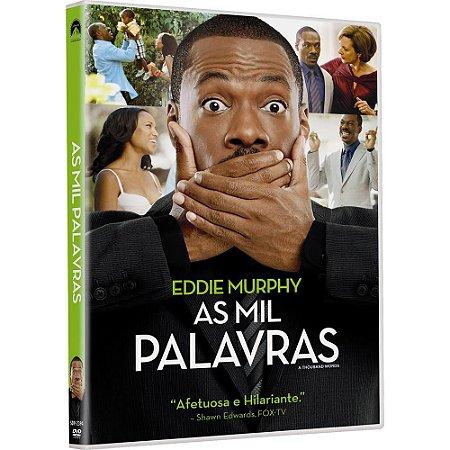 DVD As Mil Palavras  Eddie Murphy
