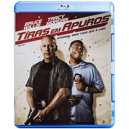 Blu ray  Tiras em Apuros  Bruce Willis