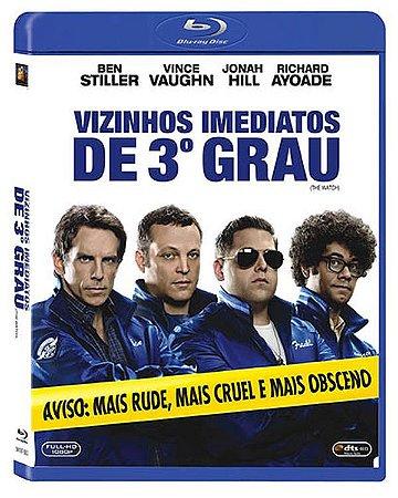 Blu ray: Vizinhos Imediatos De Terceiro Grau  Ben Stiller
