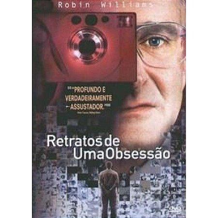 Dvd  Retratos De Uma Obsessão  Robin Williams