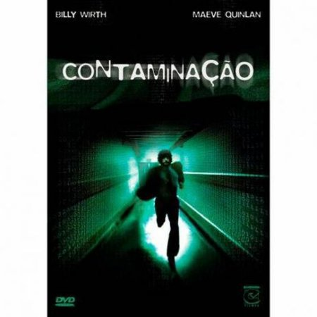 Dvd  Contaminação  Billy Wirth