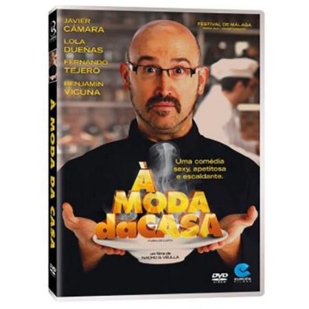 Dvd   À Moda da Casa  Benjamín Vicuña