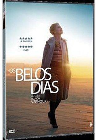 Dvd  Os Belos Dias  Patrick Chesnais