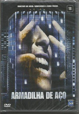 Dvd  Armadilha de Aço  Luis Cámara