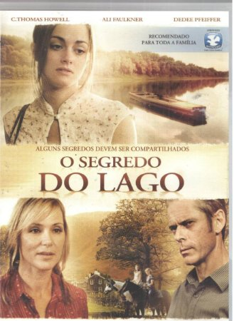 Dvd  O Segredo do Lago  Dedee Pfeiffer