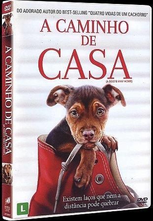 DVD A Caminho De Casa