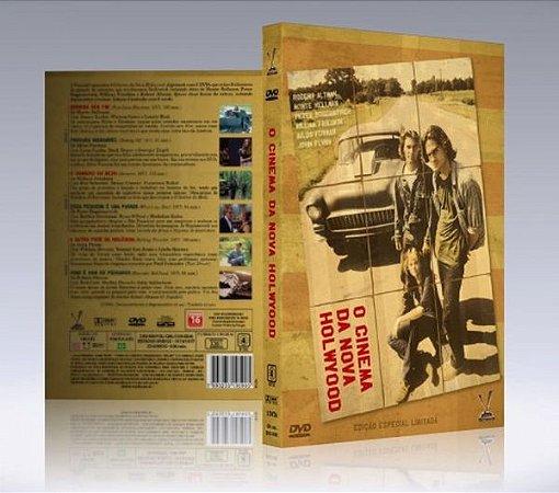 Dvd O Cinema da Nova Hollywood (3 Discos)