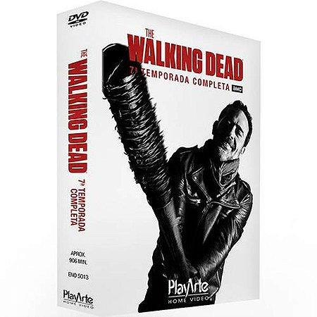 DVD BOX - THE WALKING DEAD: 7ª TEMPORADA 5 DISCOS