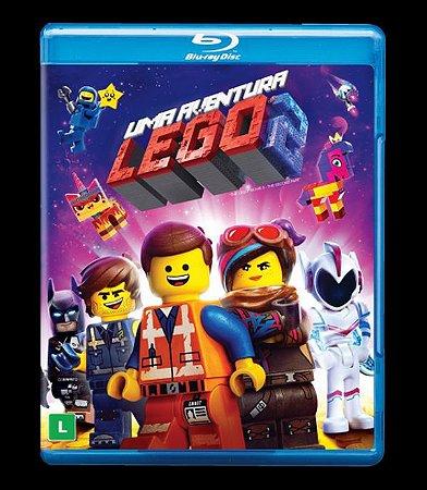Blu Ray  Uma Aventura Lego 2