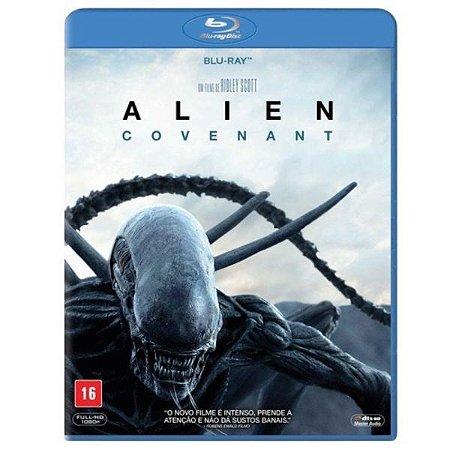 Blu-ray - Alien Covenant