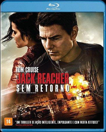 Blu Ray Jack Reacher 2 - Sem Retorno