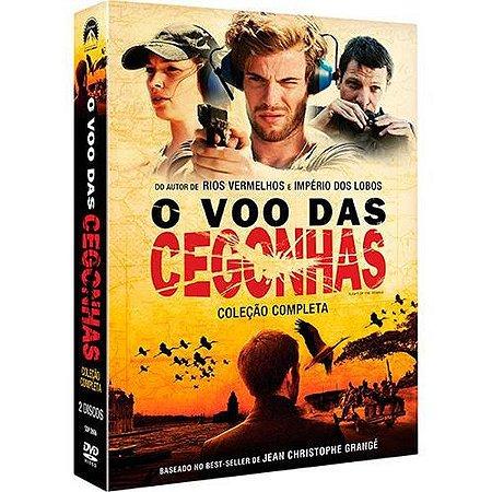 DVD - O Voo das Cegonhas Coleção Completa (2 Discos)