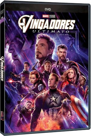 DVD Vingadores: Ultimato