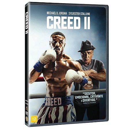 DVD CREED II 2