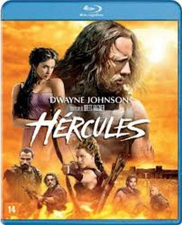 Blu ray - Hécules - Dwayne Johnson