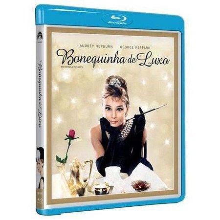 Blu ray  - Bonequinha de Luxo - Audrey Hepburn
