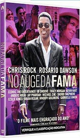 Dvd - No Auge da Fama - Chris Rock