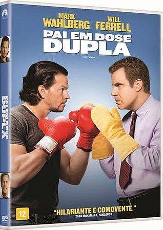 Dvd - Pai Em Dose Dupla - Will Ferrell