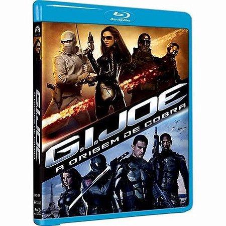 Blu ray - G.I. Joe: A Origem de Cobra - Channing Tatum