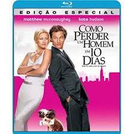 Blu ray - Como Perder Um Homem Em 10 Dias - Kate Hudson