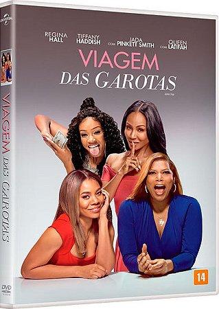 Dvd - Viagem das Garotas - Queen Latifah