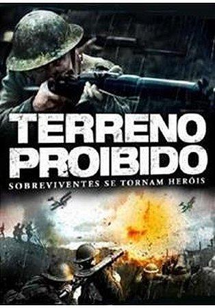 DVD Terreno Proibido - Sobreviventes Se Tornam Heróis
